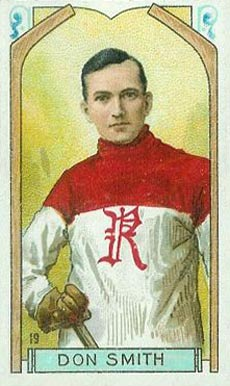 1911 Imperial Tobacco Co. Don Smith #19 Hockey Card