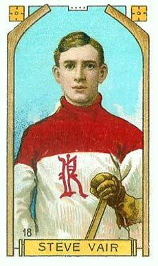 1911 Imperial Tobacco Co. Steve Vair #18 Hockey Card