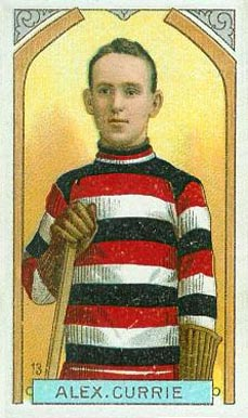 1911 Imperial Tobacco Co. Alex Currie #13 Hockey Card