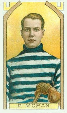 1911 Imperial Tobacco Co. Paddy Moran #1 Hockey Card