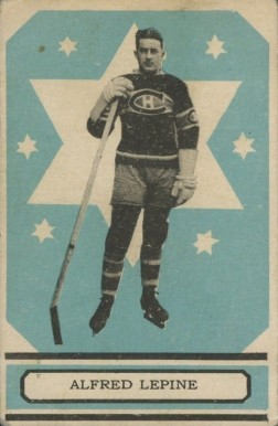 1933 O-Pee-Chee Pit Lepine #20 Hockey Card