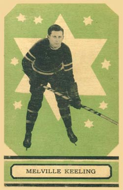 1933 O-Pee-Chee Butch Keeling #36 Hockey Card