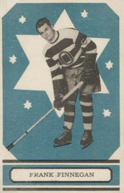 1933 O-Pee-Chee Frank Finnigan #25 Hockey Card