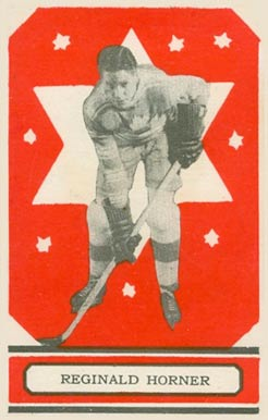 1933 O-Pee-Chee Red Horner #10 Hockey Card