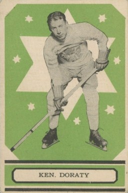 1933 O-Pee-Chee Ken Doraty #4 Hockey Card