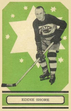 1933 O-Pee-Chee Eddie Shore #3 Hockey Card
