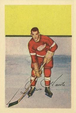 1952 Parkhurst Gordie Howe #88 Hockey Card