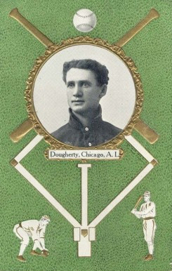 1908 Rose Company Postcards Dougherty, Chicago, A.L. #52.1 Baseball Card