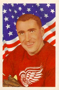 1963 Parkhurst Floyd Smith #57 Hockey Card