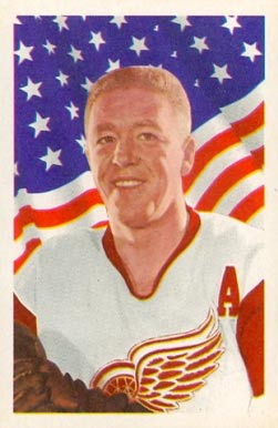 1963 Parkhurst Marcel Pronovost #46 Hockey Card