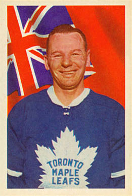 1963 Parkhurst Johnny Bower #5 Hockey Card