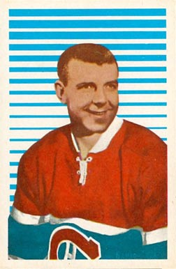1963 Parkhurst Gump Worsley #39 Hockey Card