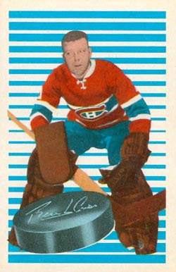 1963 Parkhurst Gump Worsley #98 Hockey Card