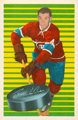 1963 Parkhurst Marc Reaume #96 Hockey Card