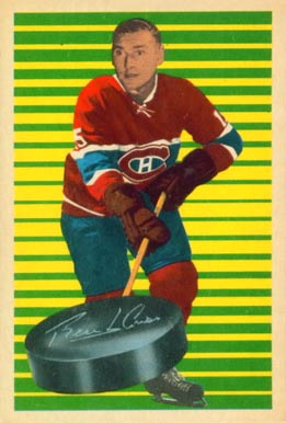1963 Parkhurst Dave Balon #97 Hockey Card