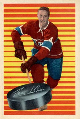 1963 Parkhurst Jean Beliveau #89 Hockey Card