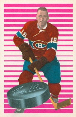 1963 Parkhurst Red Berenson #85 Hockey Card