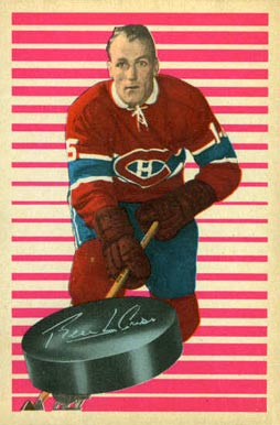 1963 Parkhurst Henri Richard #82 Hockey Card
