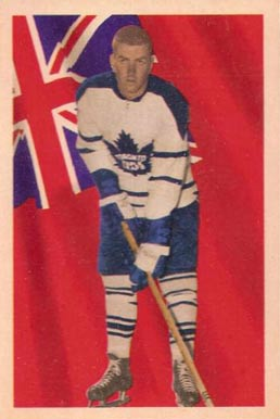 1963 Parkhurst Dave Keon #75 Hockey Card