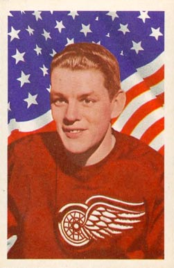 1963 Parkhurst Andre Pronovost #45 Hockey Card