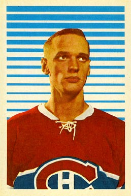 1963 Parkhurst Jacques Laperriere #27 Hockey Card