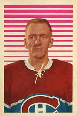 1963 Parkhurst Red Berenson #26 Hockey Card