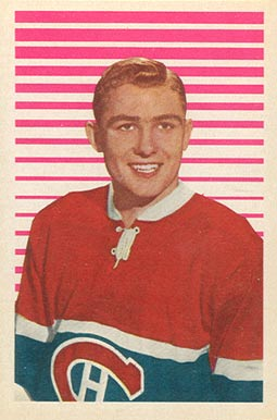 1963 Parkhurst Bill Hicke #25 Hockey Card