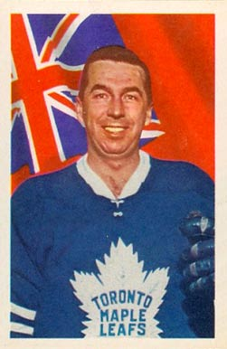 1963 Parkhurst Ron Stewart #14 Hockey Card