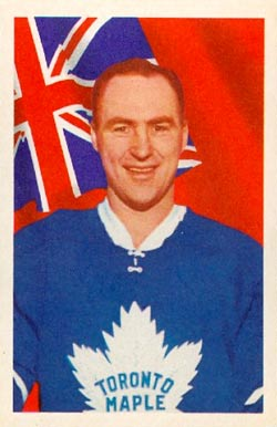 1963 Parkhurst Red Kelly #3 Hockey Card