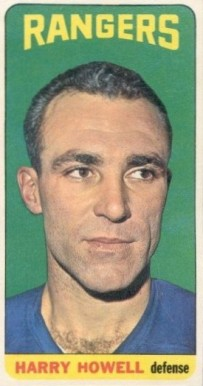 1964 1964-65 Topps Hockey Harry Howell #83 Hockey Card