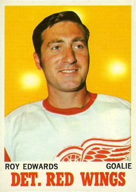 1970 O-Pee-Chee Roy Edwards #21 Hockey Card