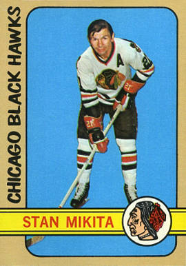 1972 Topps Stan Mikita #56 Hockey Card