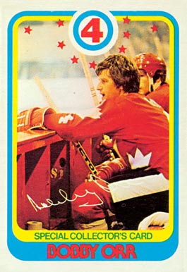 1978 O-Pee-Chee Bobby Orr #300 Hockey Card