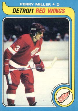 1979 O-Pee-Chee Perry Miller #157 Hockey Card