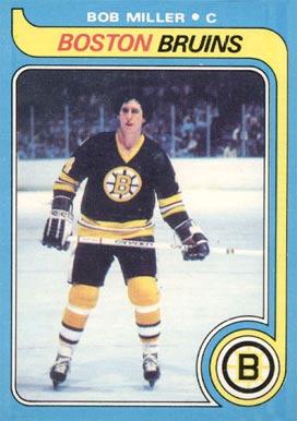 Bob Miller Hockey Cards