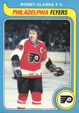 1979 Topps Bobby Clarke #125 Hockey Card