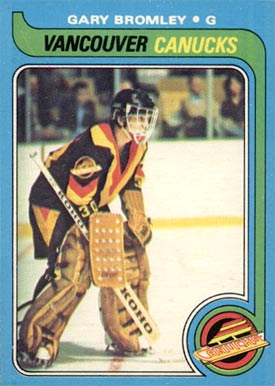 1979 Topps Gary Bromley #167 Hockey Card