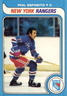1979 Topps Phil Esposito #220 Hockey Card