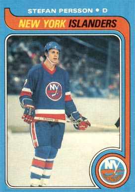 1979 Topps Stefan Persson #32 Hockey Card