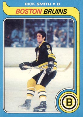 1979 Topps Rick Smith #59 Hockey Card