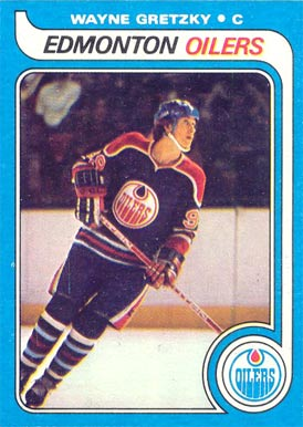 1979 Topps Wayne Gretzky #18 Hockey Card