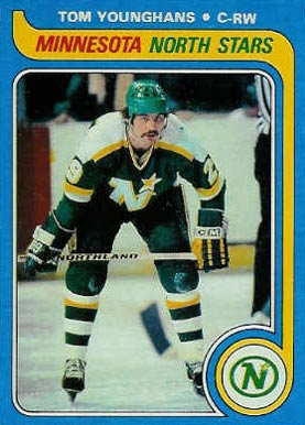 1979 Topps Tom Younghans #177 Hockey Card