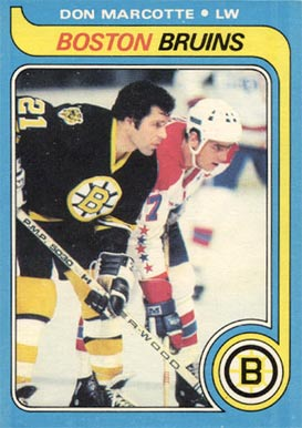 1979 Topps Don Marcotte #99 Hockey Card