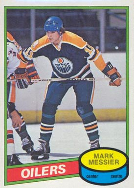 1980 O-Pee-Chee Mark Messier #289 Hockey Card