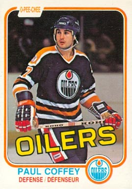 1981 O-Pee-Chee Paul Coffey #111 Hockey Card