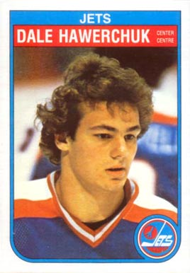 1982 O-Pee-Chee Dale Hawerchuk #380 Hockey Card
