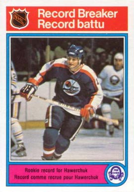 1983 O-Pee-Chee Mike Bossy #3 Hockey Card
