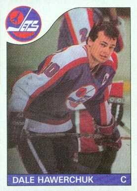 1985 O-Pee-Chee Dale Hawerchuk #109 Hockey Card