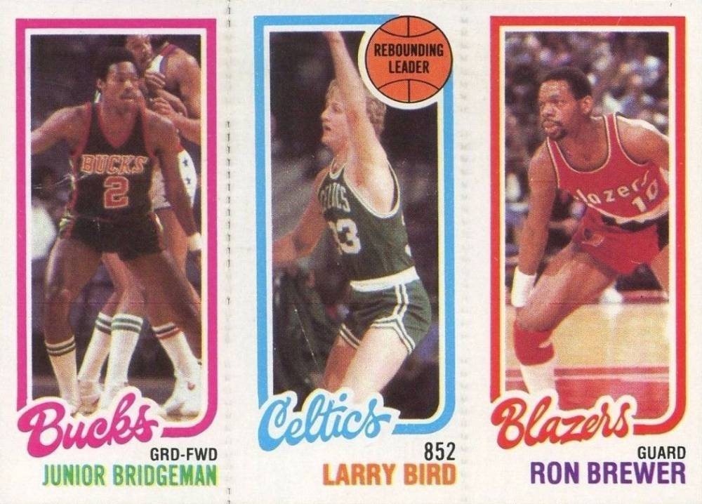 1980 Topps Junior Bridgeman #21 Basketball Card