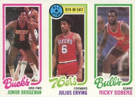 1980 Topps Junior Bridgeman #22 Basketball Card